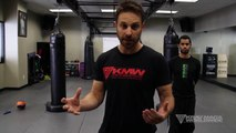 How to Headbutt - Krav Maga Training & Self Defense w/ AJ Draven of KMW - Ep. 38