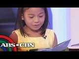Lyca sings a sample from her album