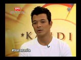 Jericho Rosales grilled on 'Ihaw Na!'