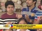 Jinkee Pacquiao confirms pregnancy, wants baby boy