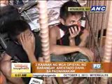 2 arrested for theft in Intramuros