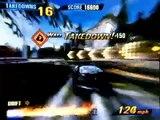 Burnout 3 - Road Rage - 60 Takedowns - PS2
