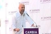 """Molina: """"Mañana vamos a convocar una consulta ciudadana"""""""