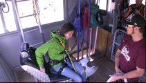 Donna Nevis Bungy Jump, 134 meters
