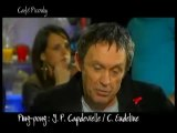 Jean-Patrick CAPDEVIELLE au CAFE PICOULY