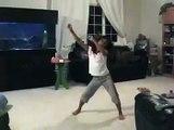 Lil BIGZ / Ysabelle Sean Paul Get Busy Hip Hop Kids