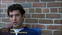Paul Arias, College of Engineering (Espanol)