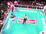 (boxe Mike Tyson vs  Larry Holmes