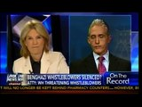 Benghazi Attack Whistleblowers To Testify On Benghazi Hearing May 8th - On The Record - Trey Gowdy
