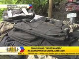 WATCH: Cavite's 'most wanted' nabbed after shootout