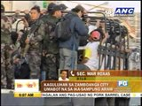 23 MNLF men were invited to peace rally  Roxas