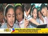 'Annaliza' gives back to Payatas students