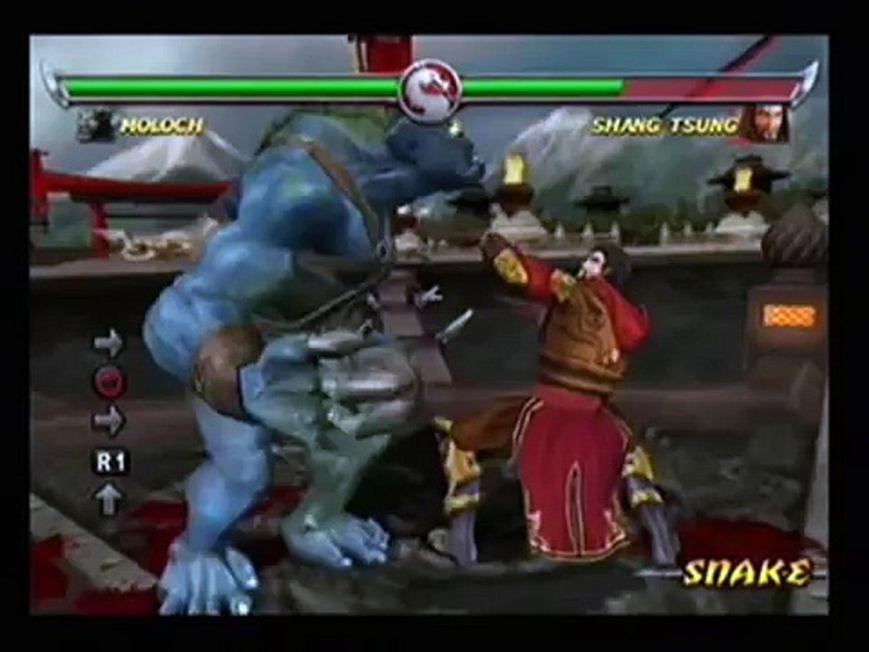 Mortal Kombat Deadly Alliance Secret Character: Moloch