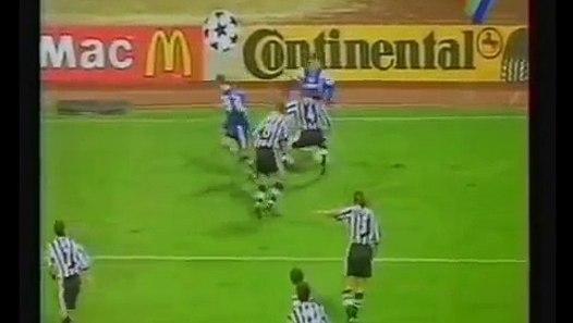 Динамо псж 1997