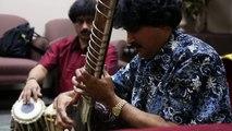 Maestros in the Green Room - Indrajit Banerjee and Gourishankar - Canon 5D mk III Test Footage