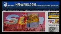 Oslo Eyewitness/Survivor Calls Alex with Exclusive Account of Bombing - Alex Jones Tv 1/2