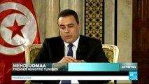 Mehdi Jomaâ, Premier ministre tunisien, en entretien exclusif sur FRANCE 24