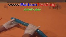 Advanced Balloon Twisting instructions - AMAZING BALLOON DOG