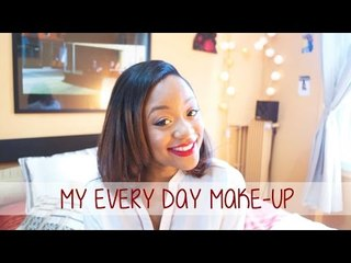 Get Ready With Me - My Everyday Make-Up || CeriseDaily ❤