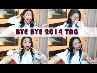 BYE BYE 2014 TAG !  || CeriseDaily ❤