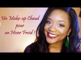 Make-up Chaud pour un Hiver Froid ❤    CeriseDaily ❤
