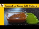 caramel au beurre salé (salidou) (recette rapide et facile) HD