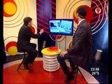 Duro de Domar - Detrás de las noticias: Clarín, la muerte de Alfonsín y Kirchner 03-11-10