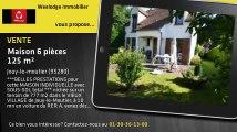 Vente - maison - Jouy-le-moutier - 125m²