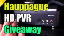 """Hauppauge HD PVR Giveaway """"Hauppauge Game Capture Giveaway"""" (Closed)"""
