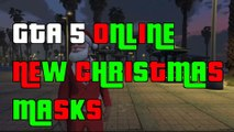 Gta 5 Online Christmas Masks.How To Get Christmas Masks Back On Gta V Glitch Video