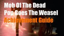 """Mob Of The Dead Pop Goes The Weasel Achievement Trophy """"Pop Goes The Weasel"""""""
