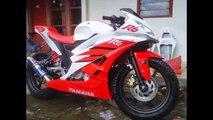 News Modivication Vixion Sport Yamaha R6 superbike And Aprillia Motor Sport
