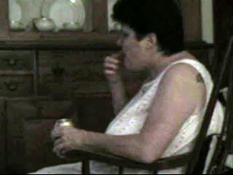 my mom eating(funny stuff)