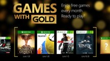 FREE Games with Gold (June 2015) - Massive Chalice (Xbox One) Official Trailer