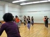 Cours de danse africaine à Tokyo par Konan Kouakou David (african dance workshop)