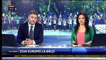 """Ziua Europei la Bălţi. Tinerii din Republica Moldova cred că viitorul lor va fi mai bun doar în UE. """"Nu renunțați la Republica Moldova"""" este mesajul tinerilor din orașul Bălți, transmis comunității europene."""
