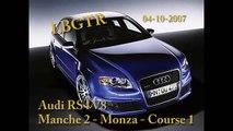GTR2 - LBGTR - RS4 - Manche 2 - Monza - Course 1