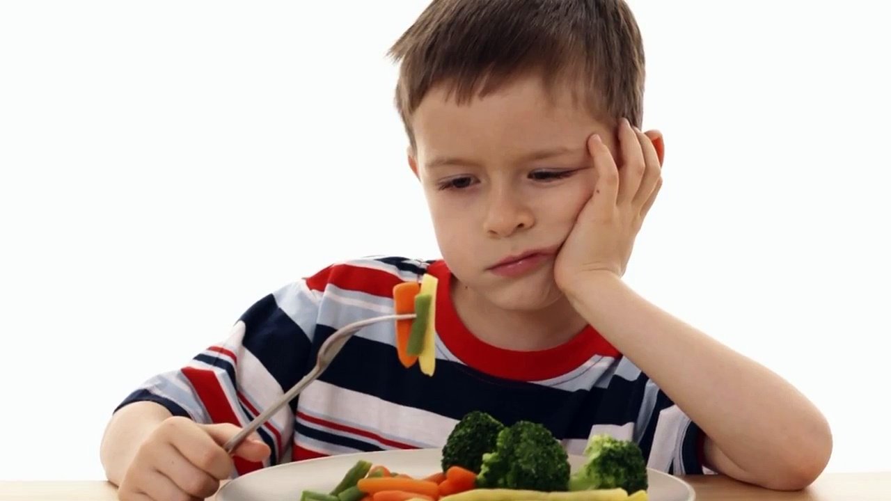 Picky Eaters and Healthy Eating