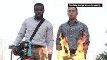 Son Teknoloji Yangın Söndürücü