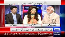 Haroon Rasheed Telling The Phenomena Of Votiing In KPK