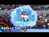 Adamson goes 'burlesque' for UAAP cheer dance