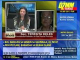 MNLF siege won't affect peace negos  Deles