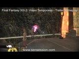Final Fantasy XIII-2 Viajes temporales trailer gameplay