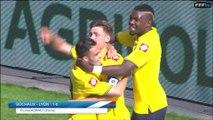Coupe Gambardella, Finale : Sochaux - Lyon : 2-0, buts et temps forts