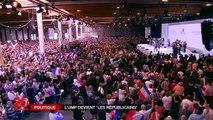 15 000 militants au congrès fondateur des Républicains