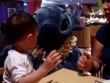 Character Breakfast, Stitch - 051207