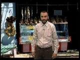 Ninja tv - O George Michael stin Ellada!!!!