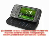 HTC P4550 TYTN II Unlocked PDA Smartphone with 3 MP Camera 3G Wi-Fi GPS MP3/Video Player MicroSD