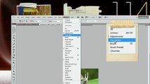 Photoshop Tutorial - How to Combine 2 or more Animated Gifs Together into 1 File