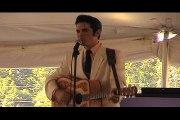Dean Z sings 'Don't Be Cruel' Elvis Week 2004